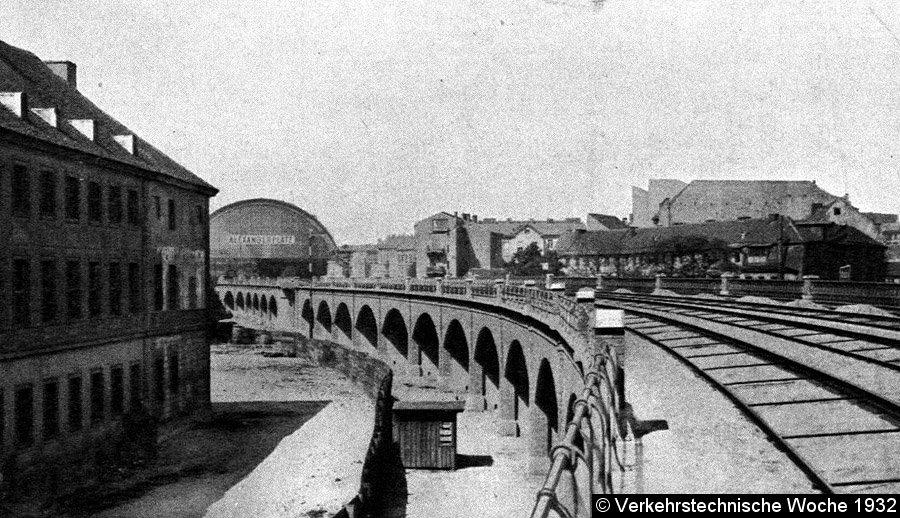Bild: Kiesbettung 1882
