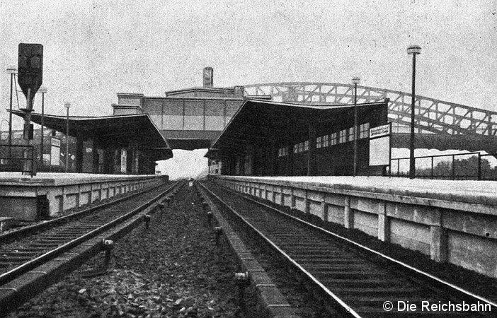 Ansicht um 1935
