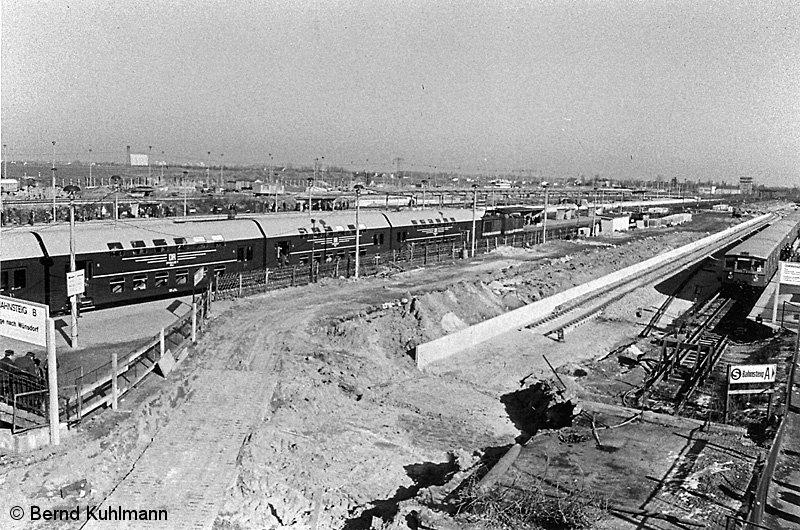 Bild: Umbau 1981