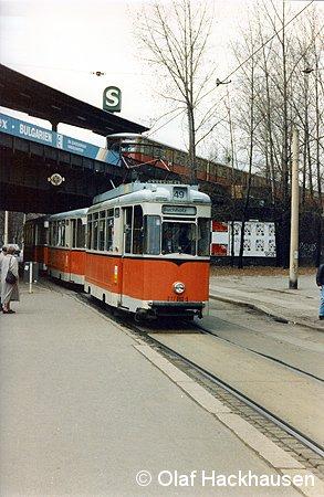 Bild: Zugkreuzung
