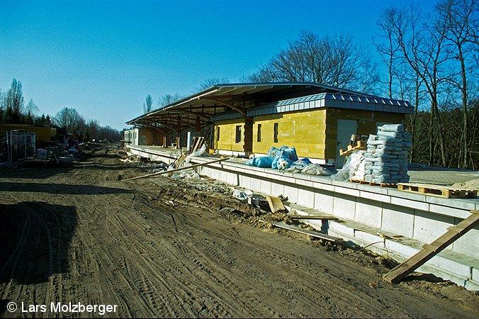 Bild: Heiligensee Neuaufbau