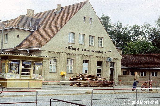Bild: Bahnhofsgebäude
