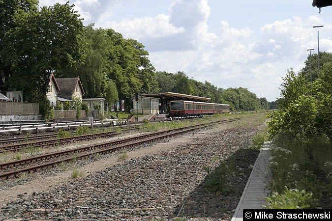 Bild: Ansicht Bahnhof
