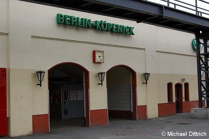 Bild: Eingang