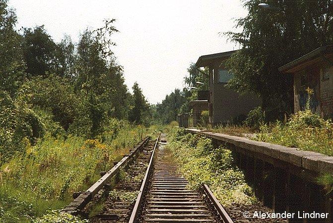 Bild: Blick Richtung Teltow