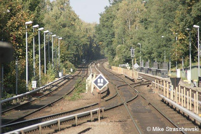 Bild: Blick Ri Schichauweg