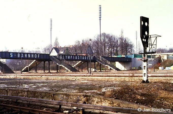 Bild: geschlossene Station
