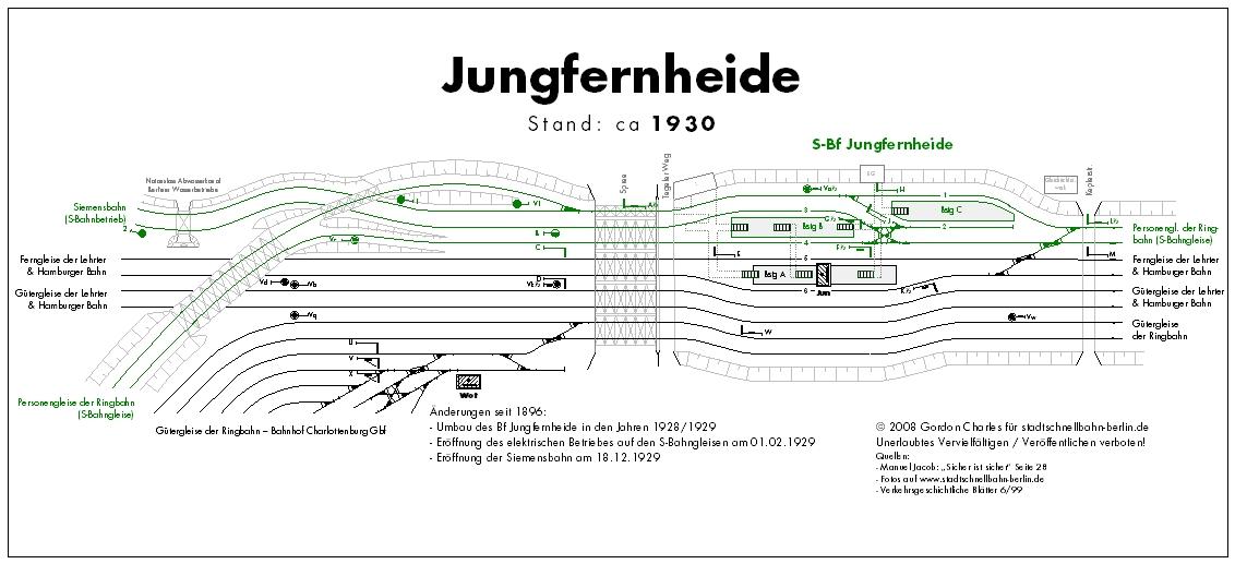 Bild: Gleisplan