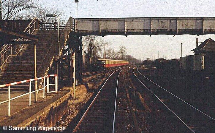 Bild: Brücke 1983