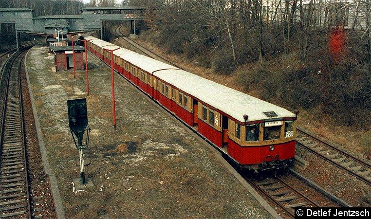 Bild: Störzug in Eichkamp