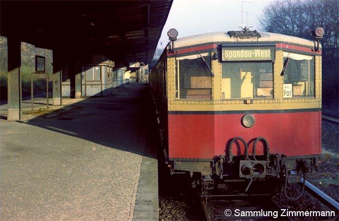 Bild: Störzug in Heerstraße