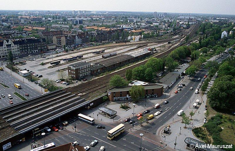 Bild: Spandau Güterbahnhof