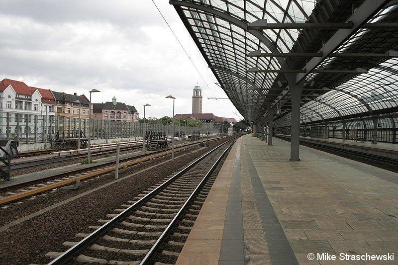Bild: Ansicht S-Bahn-Kehranlage