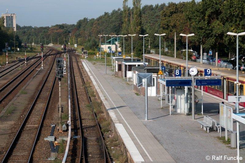 Bild: Bahnsteigansicht im September 2015