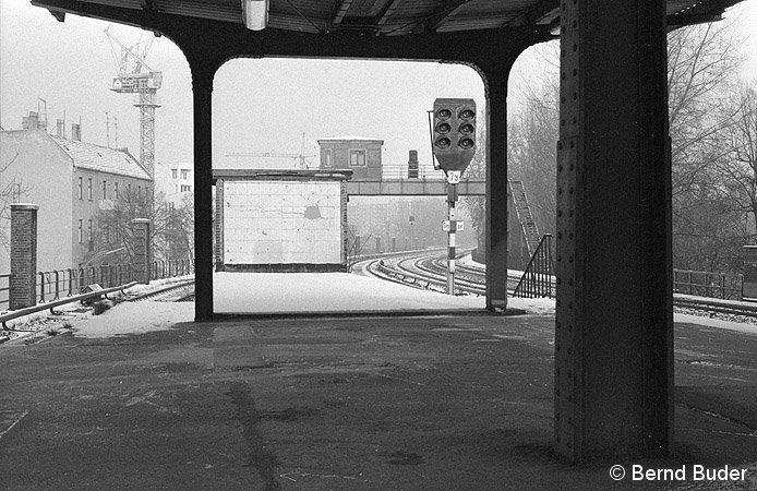 Bild: alter Nordausgang