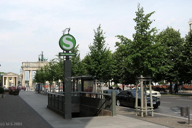 Bild: Südwesteingang