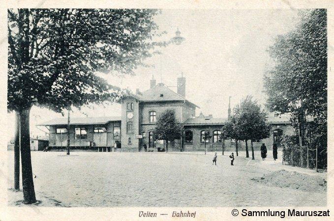 Bild: Ansichtskarte ca. 1920