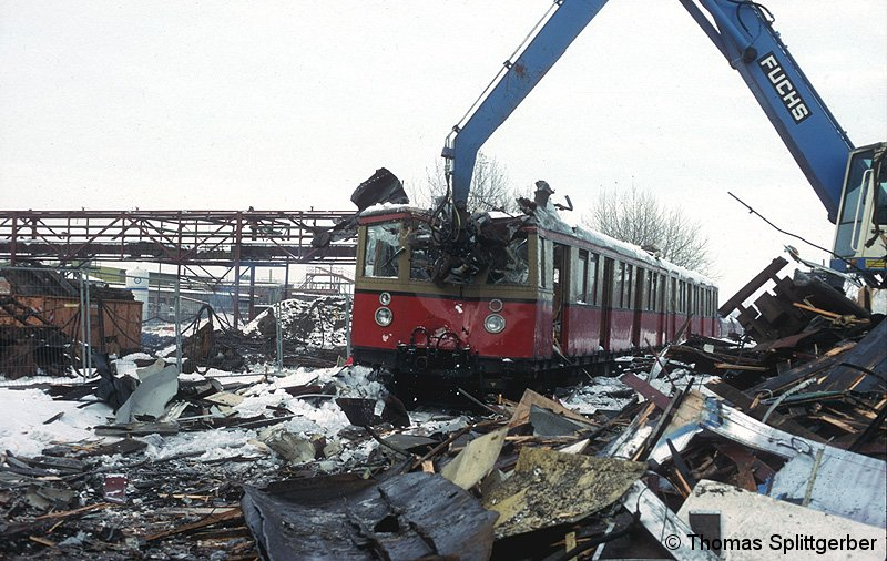 Bild: Verschrottung in Espenhain - 3