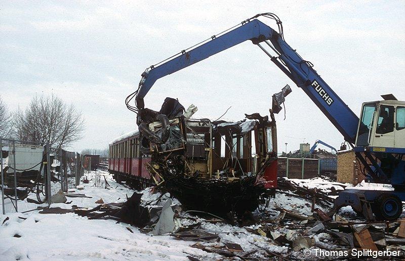 Bild: Verschrottung in Espenhain - 5