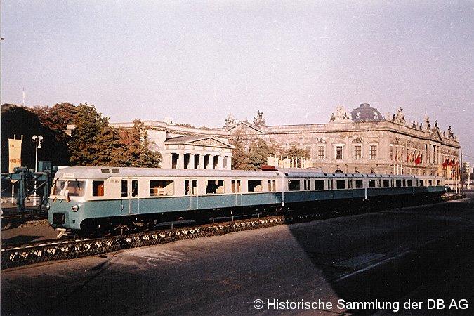 BR 170 Unter den Linden