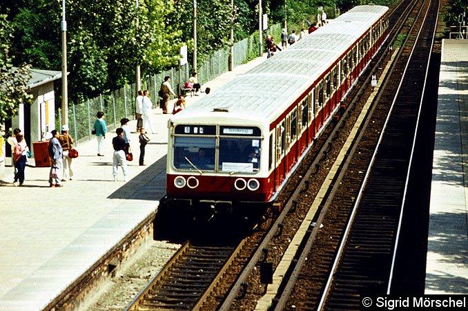 Bild: Biesdorf 1987
