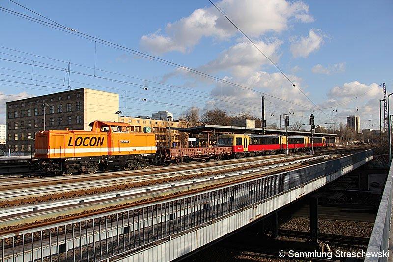 Bild: Überführung nach Halle Ammendorf