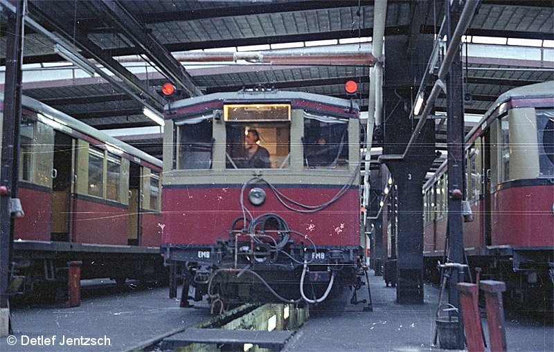 Bild: Schneezug 1978 - 1