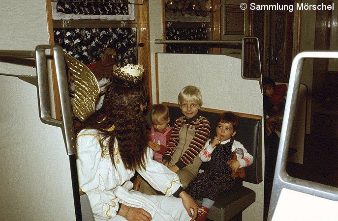 Bild: Weihnachtszug DR 1985 - 8