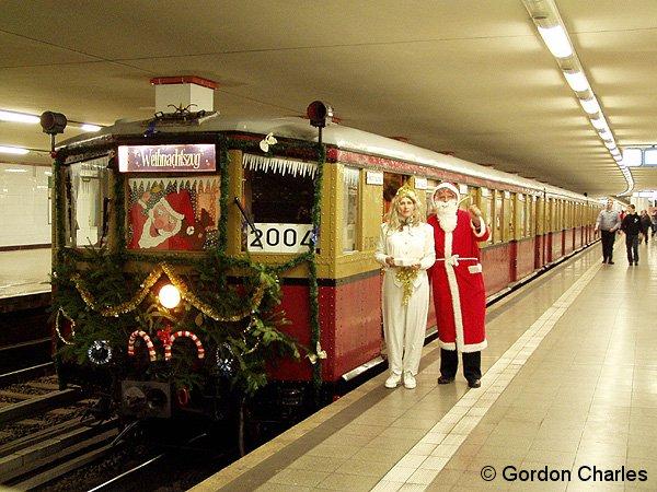 Bild: Weihnachtszug 2004 - 1