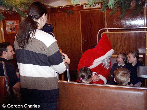Bild: Weihnachtszug 2004 - 2