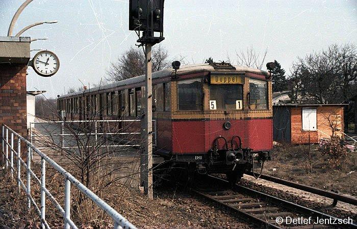 Bild: Zehlendorf Süd 1979