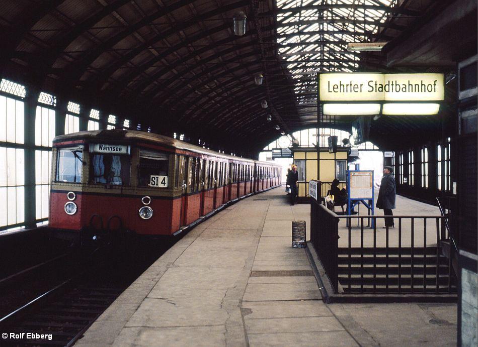 Bild: Lehrter Stadtbahnhof 1