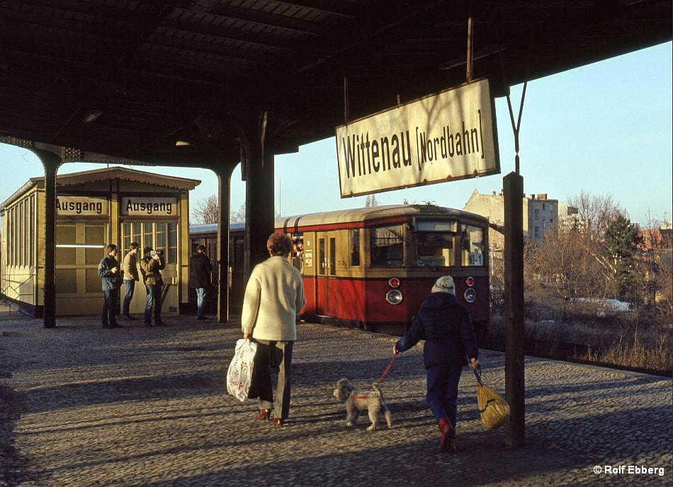 Bild: Wittenau Nordbahn