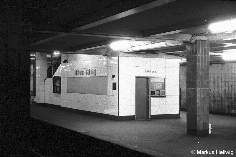 Bild: Anhalter Bahnhof