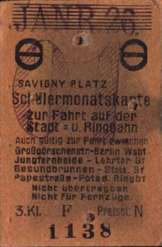 Bild: Fahrkarte 2