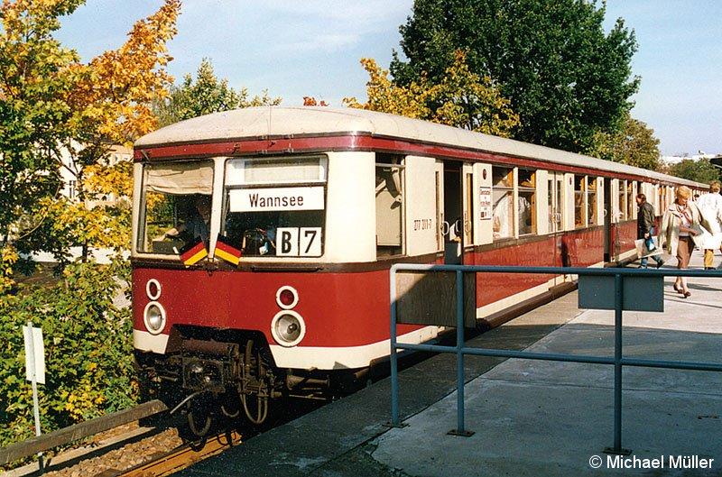 Bild: Zug der BR 277 im Bahnhof Charlottenburg - 1