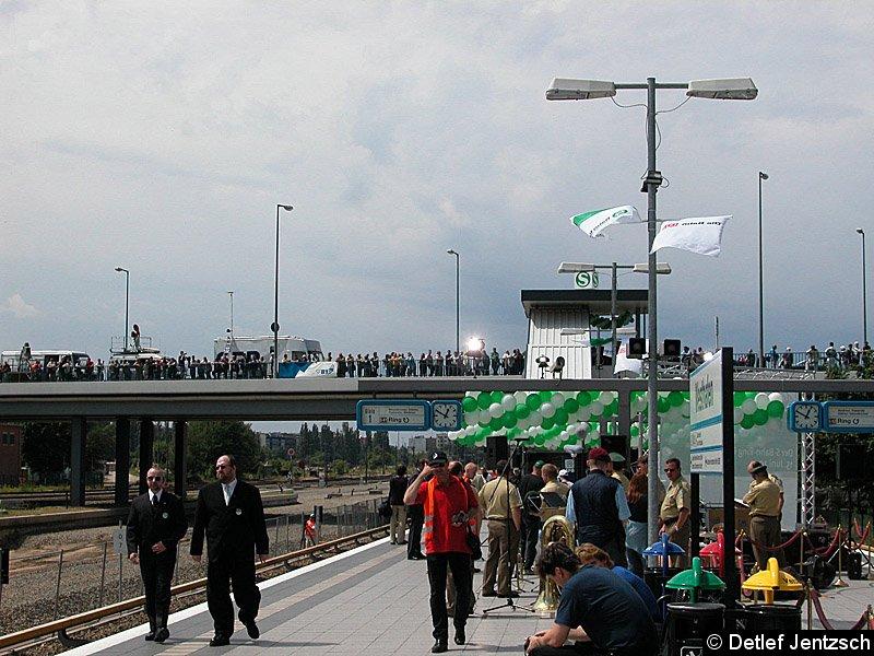 Bild: Brücke über Westhafen