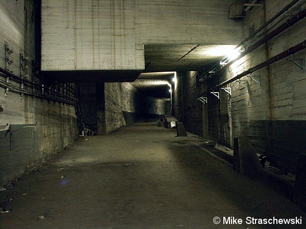 Bild: Einfahrtgleis vom Görlitzer Bahnhof