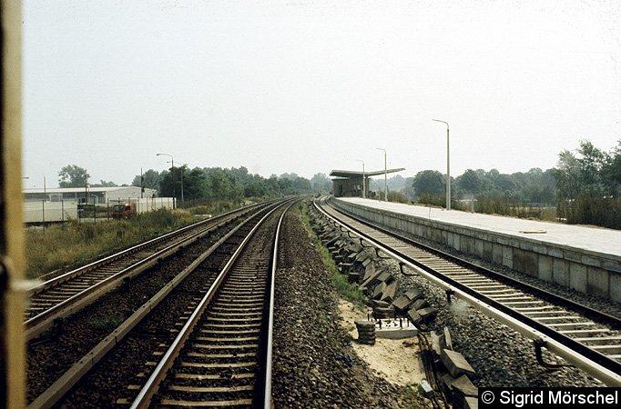 Bild: Neubau S-Bahnhof Mühlenbeck-Mönchmühle