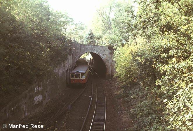 Bild: zwischen Grunewald und Westkreuz