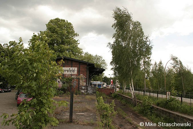 Bild: Güterbahnsteig