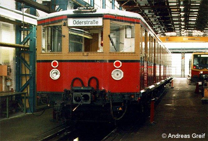 Bild: Zielschild Oderstraße