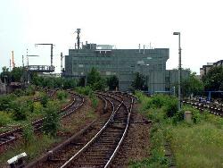 Bild: Lehrter Stadtbahnhof