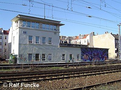 Bild: Stellwerk Ostkreuz Nord
