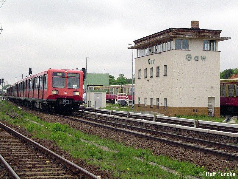 Bild: S46-13 nach Königs Wusterhausen