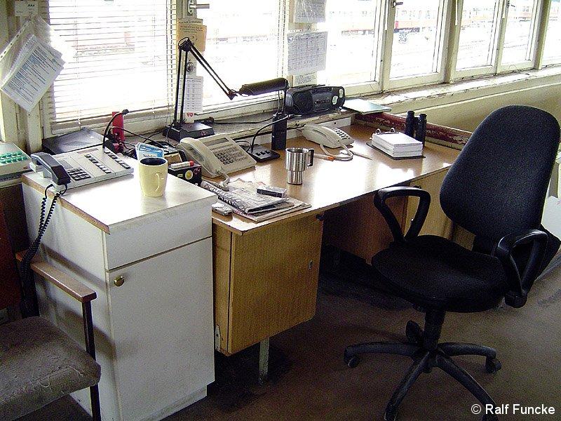 Bild: Schreibtisch