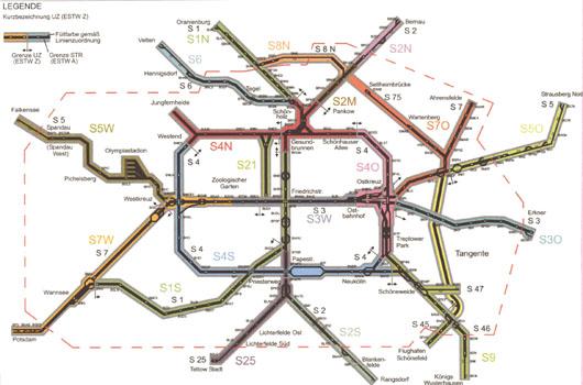 Bild: Karte Projektbau